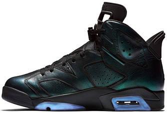 Мужские баскетбольные кроссовки Air Jordan 6 Chameleon