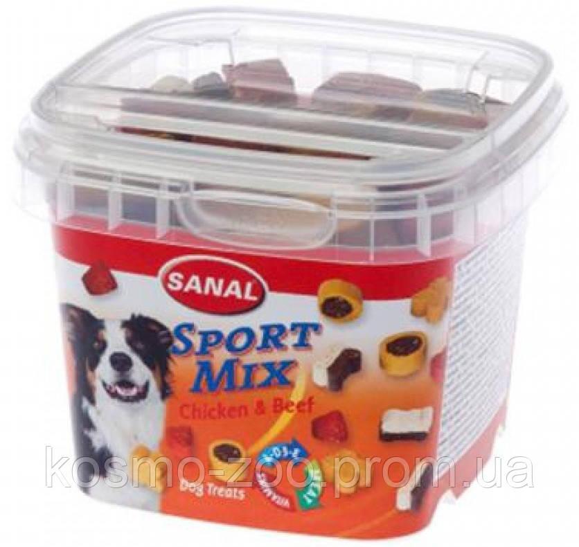 Санал Спорт Микс (Sanal Sport Mix), лакомство для собак, 100 г
