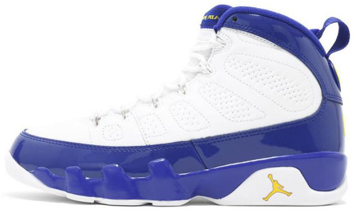 Мужские Баскетбольные Кроссовки Air Jordan 9 Kobe — в Категории