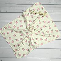 Непромокаемые пеленки для новорожденных -05