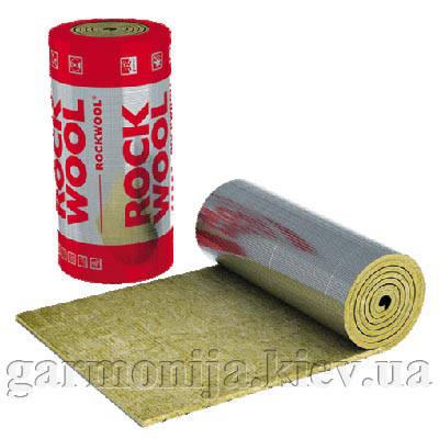Утеплитель Rockwool Alu Lamella Mat фольгированный 20мм, 10м2, фото 2