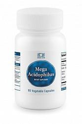 "Препарат для ЖКТ ""Мега Ацидофилус""-при дисбактериозе, заболеваниях ЖКТ и кишечной интоксикации.(90капс.,США)"
