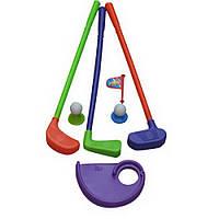 Детский набор для игры в гольф IE74