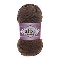 Alize Cotton gold  - 493 коричневый