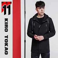 11 Kiro Tokao | Японская ветровка на весну-осень 2055 черная, фото 1