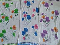 Махровое кухонное полотенце 35х70 см