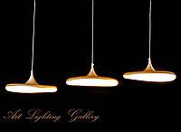 Подвесной светильник на три подвеса
