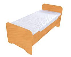 Кровать детская без матраса БУК в детский сад, школу.