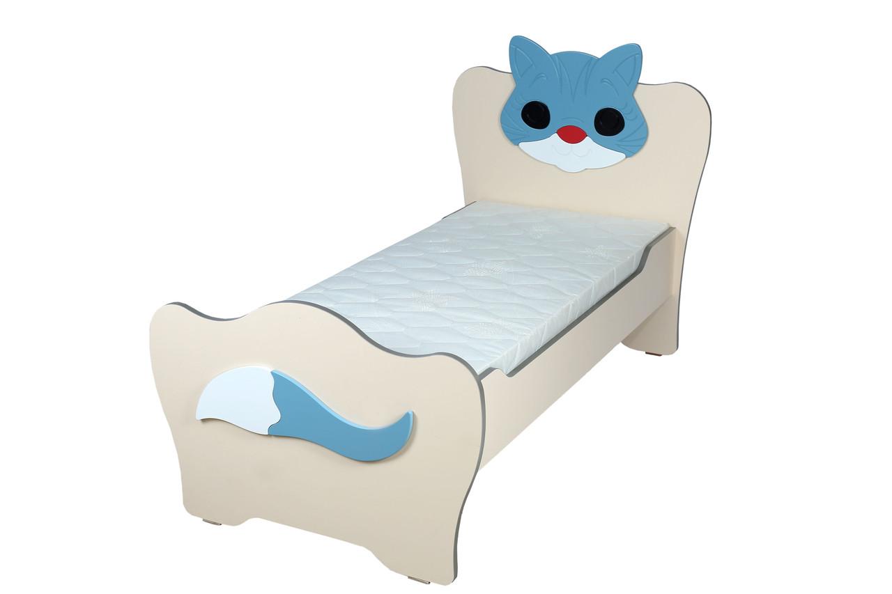 """Кровать детская без матраса """"Котенок"""""""
