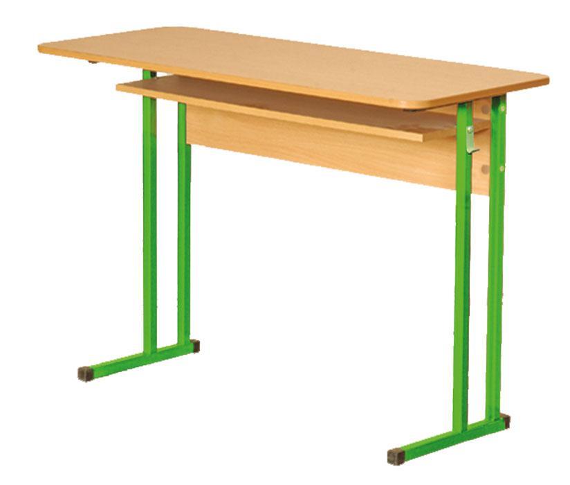 Стол лабораторный с пластиковой столешницей, №6