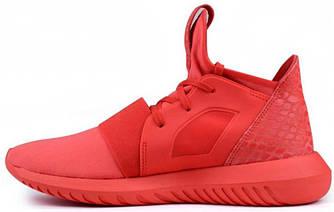 Мужские кроссовки Adidas Tubular Defiant Red, адидас тубулар
