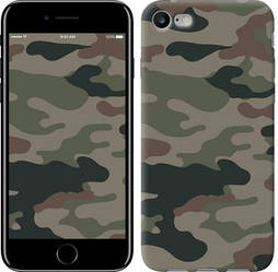 "Чехол на iPhone 7 Камуфляж v3 ""1097c-336-328"""