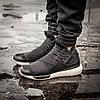 Мужские кроссовки Adidas Y-3 Qasa Black/White, фото 5