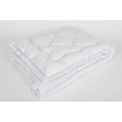 Одеяло теплое силикон White Night HOTEL  евро 200х210
