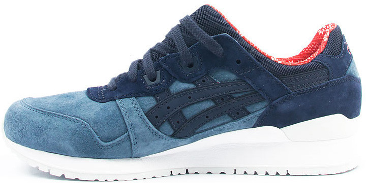 Мужские Кроссовки Asics Gel Lyte 3 Christmas Pack Blue 6813e003709db