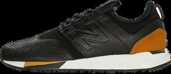 "Мужские кроссовки New Balance 247 ""Luxe"" Pack Black"