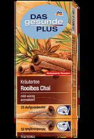 Органический травяной чай Das gesunde Plus Rooibos Chai