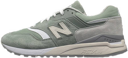 Мужские кроссовки New Balance ML 997.5 HAG Green
