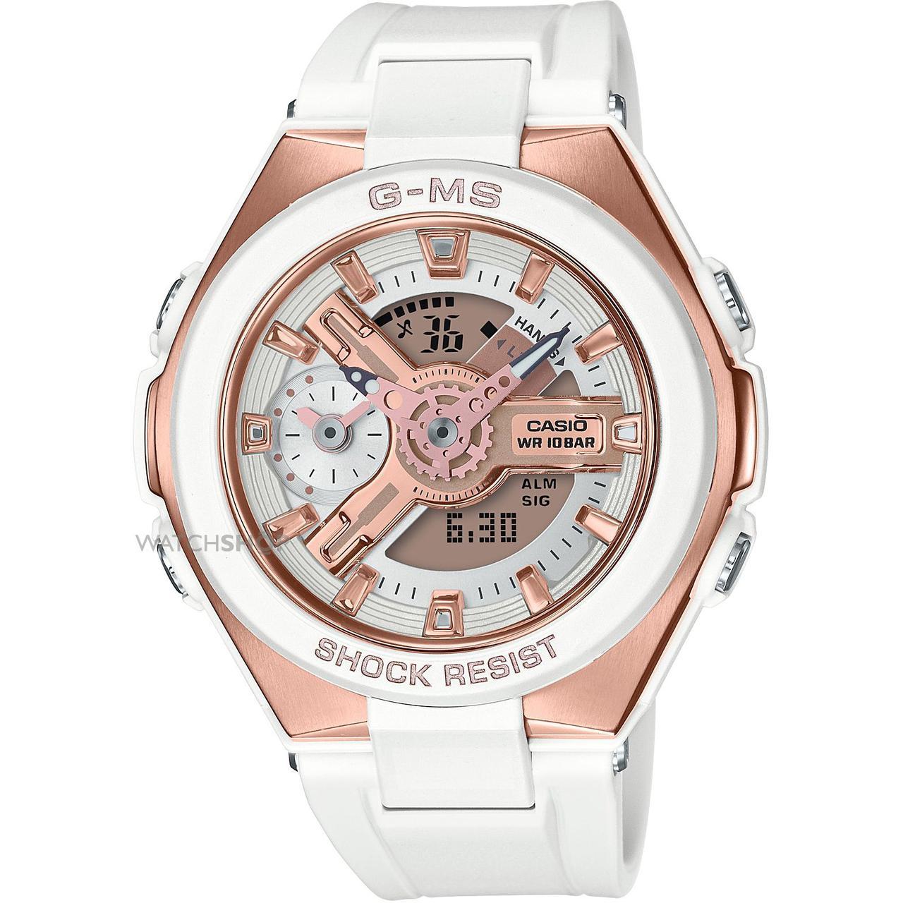 Женские часы Casio MSG-400G-7AER