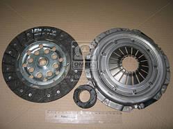 Комплект сцепления Audi A4 B6 2001-2004 (1.8T-2.0) Диск+Корзина+выжимной Valeo
