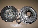 Комплект сцепления Audi A4 B7 2004-2008 (1.8T-2.0) Диск+Корзина+выжимной Valeo, фото 2