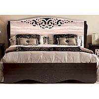 Кровать полуторная Гефест. Мебель для спальни.