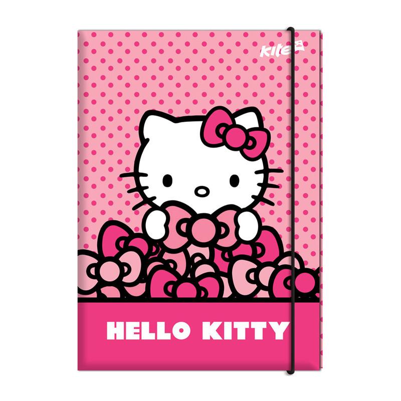 Папка для трудового обучения Kite Hello Kitty A4 HK17-213