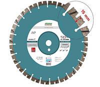 Алмазный диск Distar 1A1RSS/C3-H 350x3,5/2,5x15x25,4-(11,5)-24 Technic Advanced 5D (14320347025)