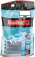 Фуга BauGut flexfuge 100 5 кг белый