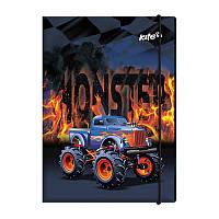 Папка для трудового обучения Kite Monster truck A4 K17-213-02