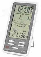 Домашняя метеостанция DC-801 с часами, календарем и будильником