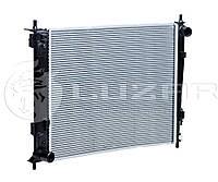 Радиатор охлаждения Kia Soul 1.6/1.6CRDI (09-) МКПП (LRc 08K2) Luzar