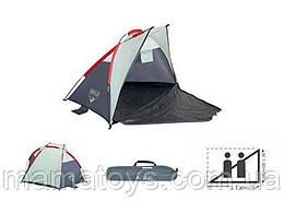 Палатка Тент Пляжная 2 -х местная. BW 68001, Бествей BestWay 200х100х100 см