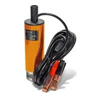 Насос для перекачування палива (помпа) погружного типу з фільтром 12V / 24V (205X50)