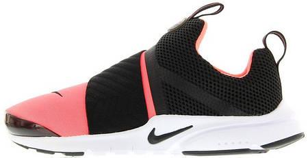Мужские кроссовки Nike Air Presto Extreme Black/Red, найк айр престо