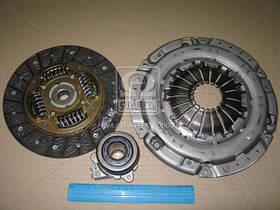 Комплект сцепления Chevrolet Nubira 2005- (1.4-1.5-1.6-1.8-2.0) Диск+Корзина+выжимной Valeo