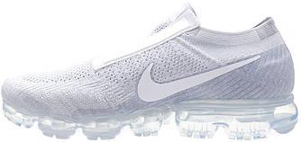 Мужские кроссовки Nike Air VaporMax FK/CDG White