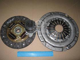 Комплект сцепления Chevrolet Lacetti 2004- (1.4-1.6) Valeo