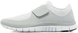 Мужские кроссовки Nike Free Socfly Gray, найк сокфлай