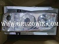 Фара передняя правая (линза) FAW CA3252