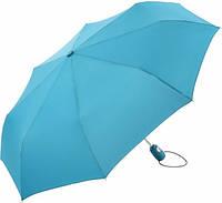 Женский зонт полный автомат FARE (ФАРЕ) FARE5460-blue