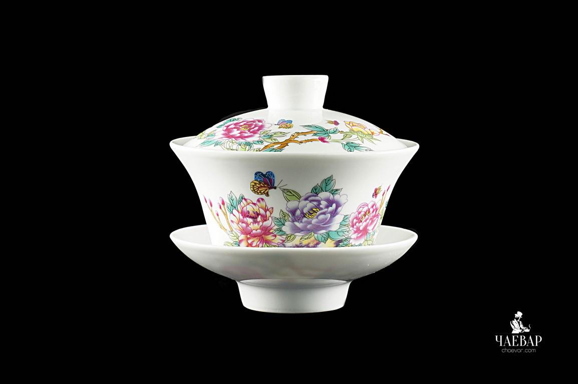 """Гайвань для чайной церемонии """"Весна"""", 275мл"""