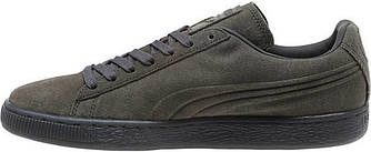 "Мужские кроссовки Puma Suede ""Embossed Iced"" Pack Brown"
