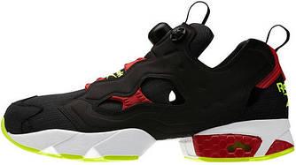 Мужские кроссовки Reebok Insta Pump Fury OG 20th Anniversary Black Excellent Red Yellow