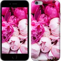 "Чехол на iPhone 6 Plus Розовые пионы ""2747c-48-328"""