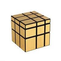 Кубик Рубика Зеркальный Smart Cube Mirror Gold (SC352), фото 1