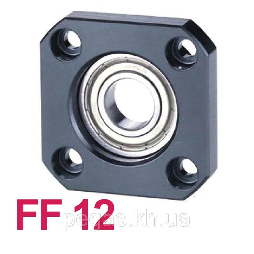 Концевая опора FF12, опора ШВП фланцевая FF12