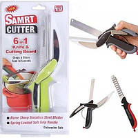 Ножницы многофункциональные Smart Clever умный нож 6 в 1