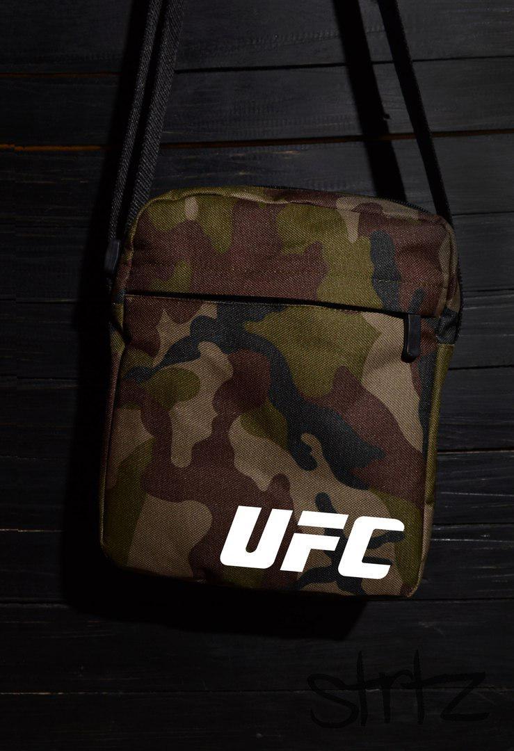 4875c2f60089 Сумка для реального пацана на плечо юфси/UFC милитари, цена 230 грн ...