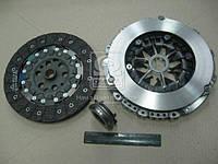Комплект сцепления Seat Leon 2 2007 - 2012 (1.8 TSI) Диск+Корзина+выжимной LUK